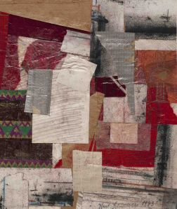 Kurt Schwitters, Untitled (Quality Street) 1943 © Sprengal Museum, Hannover / DACS 2012