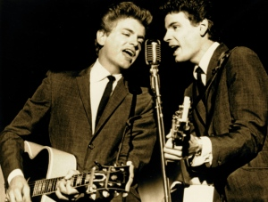 Phil (left) and Don Everly