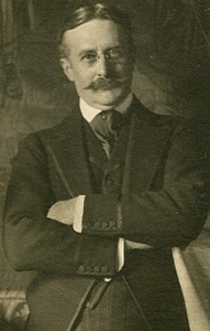 The real Harry Gordon Selfridge photographed around 1910 soon after his move to London