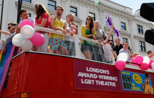 LGBT Theatre takes the bus
