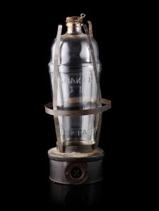 3. An original lava lamp 1960s Astro lava prototype
