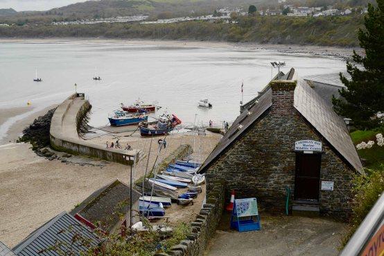 Marine wildlife centre