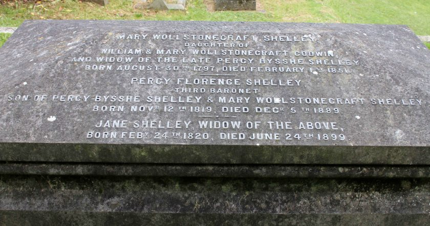 N Shelley Grave